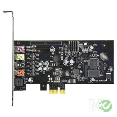 MX75700 Xonar SE 5.1 Channel PCIe Sound Card w/ Realtek S1220A DAC