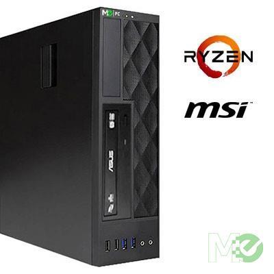 MX75756 VT1000A Home PC w/ Ryzen™ 3 2200G, 8GB, 1TB SSHD, 802.11 ac, Bluetooth v4.2, Windows 10 Home