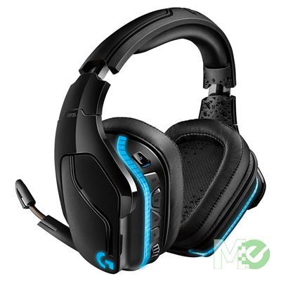 MX75778 G935 Wireless RGB Gaming Headset w/ LIGHTSYNC, Black