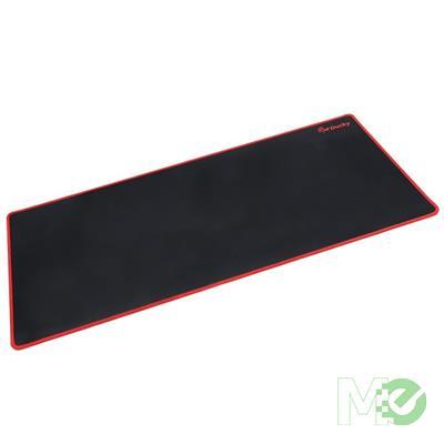 MX75821 Flipper Desk Pad, Black / Red