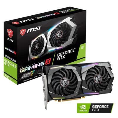 MX75828 GeForce GTX 1660 Ti GAMING X 6GB PCI-E w/ HDMI, Triple DP