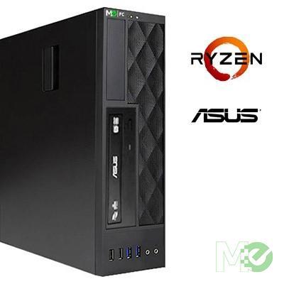 MX75870 BT1000A Business System w/ Ryzen™ 3 2200G, 8GB, 1TB SSHD, DVD-RW, Windows 10 Pro