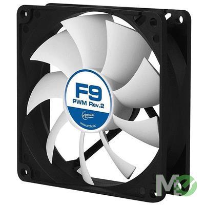 MX75886 ARCTIC F9 Rev. 2 92mm PWM Fan, 4-pin