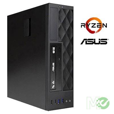MX75894 BT2000A Business System w/ Ryzen™ 5 2400G, 8GB, 250GB SSD + 1TB HDD, DVD-RW, Windows 10 Pro