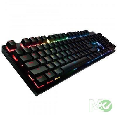 MX76010 XPG INFAREX K10 RGB Gaming Keyboard, Black