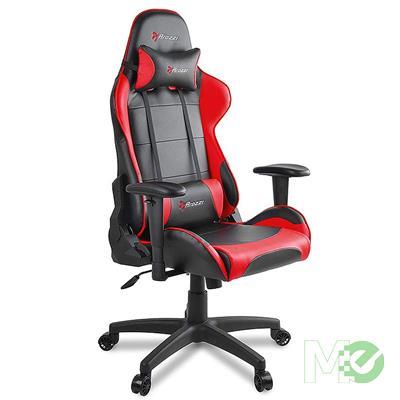 MX76074 Verona V2 Gaming Chair, Black w/ Red