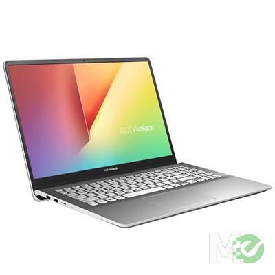 MX76182 Vivobook S15 S530FA-DB51 w/ Core™ i5-8265U, 8GB, 256GB SSD, 15.6in FHD, Windows 10 Home, Gun Grey Metal