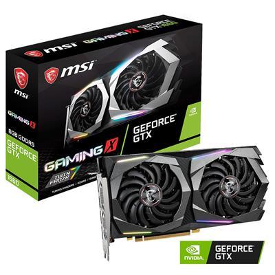 MX76270 GeForce GTX 1660 GAMING X 6GB PCI-E w/ HDMI, Triple DP