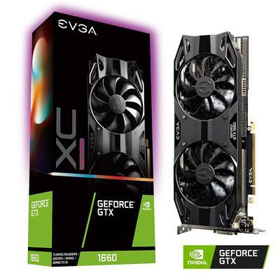 MX76293 GeForce GTX 1660 XC Ultra GAMING 6GB PCI-E w/ DVI, HDMI, DisplayPort