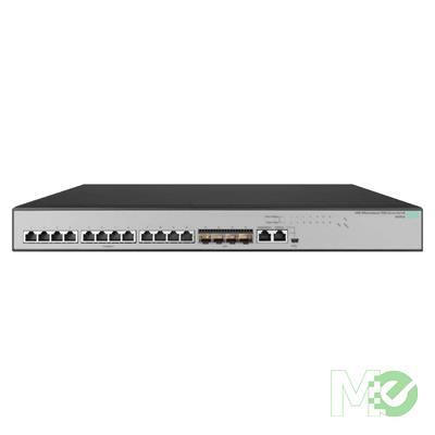 MX76388 HPE OfficeConnect 1950 12XGT Switch w/ 12x 10Gb RJ45+ 4x 10Gb SFP+ ports