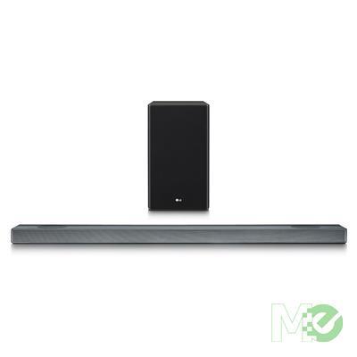 MX76467 SL9Y 4.1.2ch Sound Bar + Subwoofer,  Dolby Atmos, DTS:X, 500W