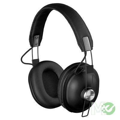 MX76470 RP-HTX80-K Bluetooth Wireless Headset, Black
