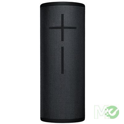 MX76506 Ultimate Ears MEGABOOM 3 Portable Wireless Speaker w/ Bluetooth, Black