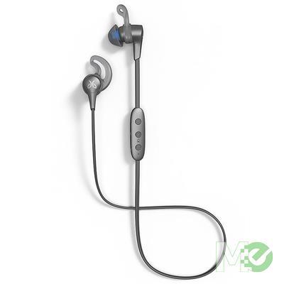 MX76563 Jaybird X4 Wireless Sport Headphones w/ Bluetooth, Storm Metallic-Glacier