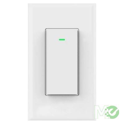 MX76593 Smart Wi-Fi 3-Way Wall Switch, IoT, 802.11n
