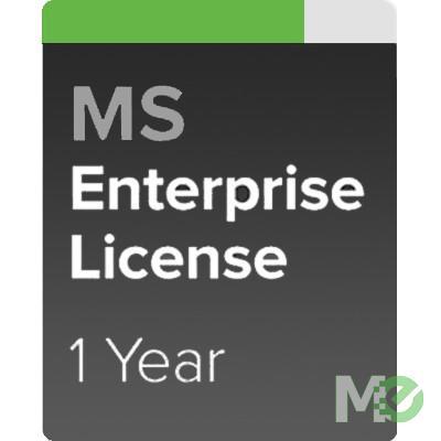 MX76607 MS220-48LP Enterprise Subscription License, 1 Year