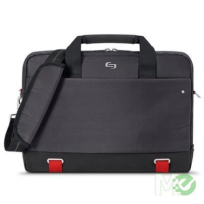 MX76632 Envoy Slim 15.6in Laptop Briefcase, Black