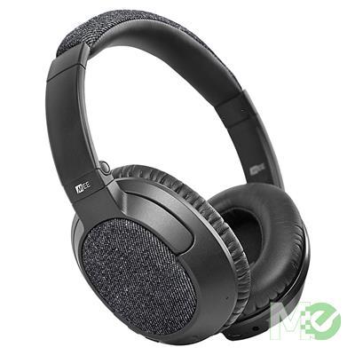 MX76728 Matrix3 Bluetooth Wireless High Fidelity Headphones w/ aptX Low Latency Codec, Black