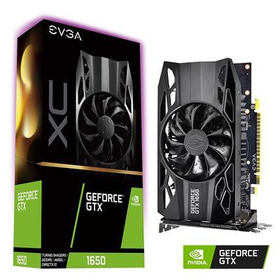 MX76825 GeForce GTX 1650 XC GAMING 4GB PCI-E w/ HDMI, Dual DP