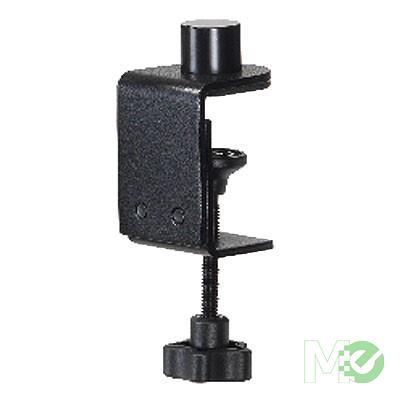 MX76916 Aluminum C-Clamp Mounting Bracket, Black