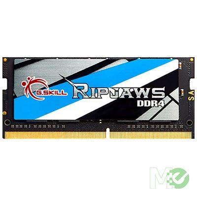 MX77062 Ripjaws Series 16GB PC4-21300 DDR4-2666 SO-DIMM RAM Kit (1x 16GB)