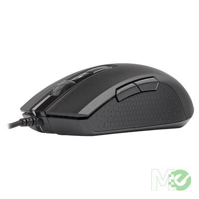 MX77145 M55 RGB PRO Ambidextrous Gaming Mouse, Black