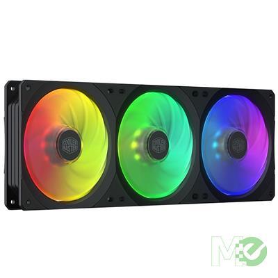 MX77164 MasterFan SF360R 360mm ARGB Fan w/ ARGB Fan Controller