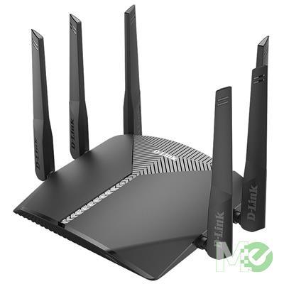 MX77239 DIR-3040 Smart AC3000 High Power Wi-Fi Tri-Band Gigabit Router
