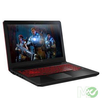 MX77288 FX504GE-AH53 TUF Gaming Laptop w/ Core™ i5-8300H, 8GB, 256GB M.2 SSD, 15.6in FHD, GTX 1050 Ti, Windows 10 Home