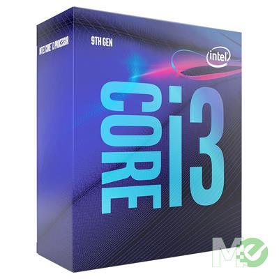 MX77402 Core™ i3-9100 Processor, 3.6GHz w/ 6MB Cache