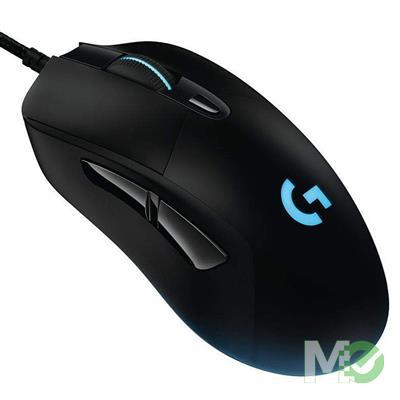 MX77492 G403 Hero RGB Gaming Mouse, Black