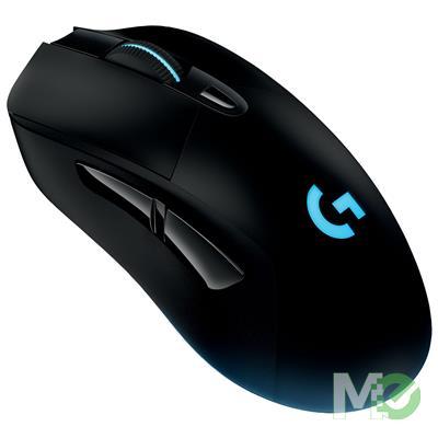 MX77493 G703 Hero Wireless RGB Gaming Mouse w/ LIGHTSPEED, Black