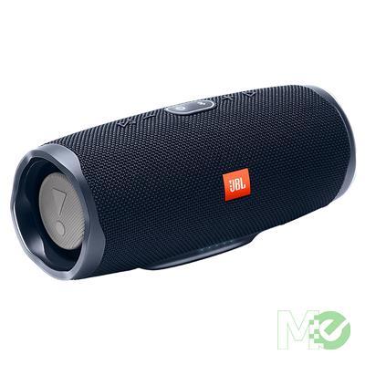 MX77535 CHARGE 4 Waterproof Portable Bluetooth Speaker, Black