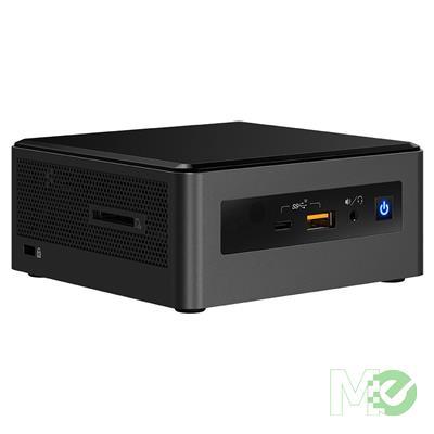 MX77569 NUC8I5INH Next Unit of Computing Computer w/ Core™ i5-8265U, 8GB, 256GB SSD, Radeon 540, 802.11 ac, Bluetooth 5.0, Win 10
