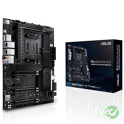MX77772 PRO WS X570-ACE w/ DDR4-2666, 7.1 Audio, Gigabit LAN, SLI / 3-Way CrossFire