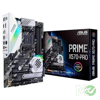 MX77773 PRIME X570-PRO w/ DDR4-2666, 7.1 Audio, Gigabit LAN, SLI / 3-Way CrossFire