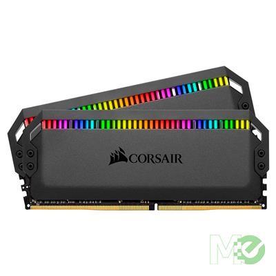MX77796 Dominator Platinum RGB Series 16GB DDR4-3200 Memory Kit (2x 8GB)