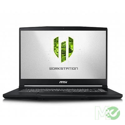 MX77898 WP65 9TH-432CA w/ Core™ i7-9750H, 16GB, 512GB NVMe SSD, 15.6in Full HD, Quadro P620, Windows 10 Pro