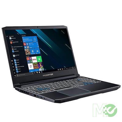 MX77925 Predator Helios 300 PH315-52-72RG w/ Core™ i7-9750H, 16GB, 512GB PCIe SSD, 15.6in FHD 144Hz, GeForce GTX 1660 Ti, Windows 10