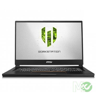 MX77941 WS65 9TL-1013CA w/ Core™ i7-9750H, 32GB, 1TB NVMe SSD, 15.6in UHD, Quadro RTX 4000, Windows 10 Pro