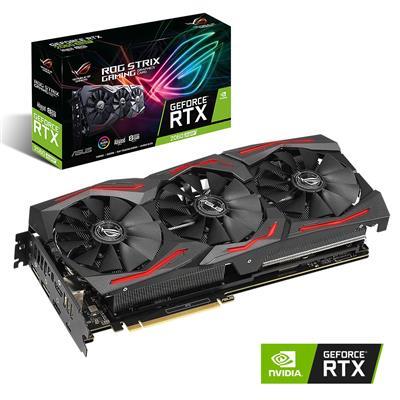 MX77960 ROG STRIX RTX2060S ADVANCED GAMING GeForce RTX 2060 SUPER 8GB PCI-E w/ Dual HDMI, Dual DP, USB-C