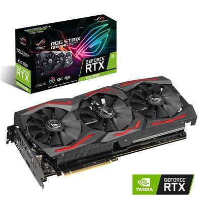 MX77961 ROG STRIX RTX2060S OC GAMING GeForce RTX 2060 SUPER 8GB PCI-E w/ Dual HDMI, Dual DP, USB-C