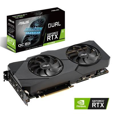 MX77963 DUAL RTX2070S OC EVO GeForce RTX 2070 SUPER 8GB PCI-E w/ HDMI, Triple DP