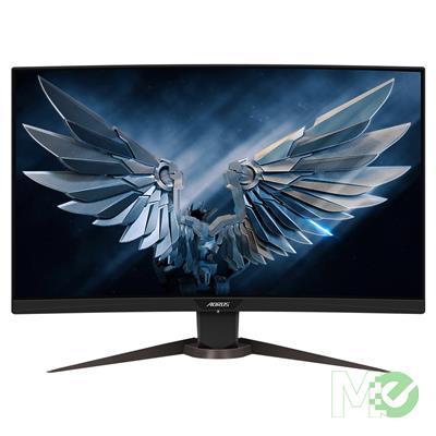 MX78013 AORUS CV27F 27in Curved 165Hz Full HD Gaming Monitor w/ FreeSync 2, HDR, USB Hub