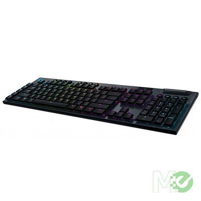MX78054 G915 Lightspeed Wireless RGB Mechanical Gaming Keyboard, w/ Low Profile GL Switches (Linear)