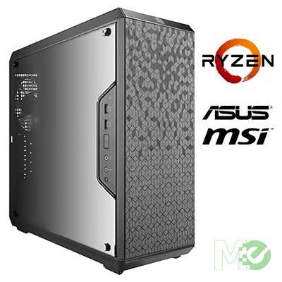 MX78088 GT1000AN Gaming PC w/ Ryzen™ 3 2200G, 8GB, 480GB SSD, GTX 1650, Windows 10 Home