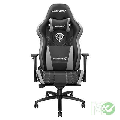 MX78210 Spirit King Premium Gaming Chair, Large, Black / Grey