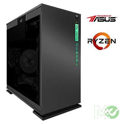 MX78241 Powered By ASUS™ PBA200A Gaming PC w/ Ryzen™ 2700X, 16GB, 500GB NVMe M.2 SSD + 1TB HDD, GTX 1660 Ti, Windows 10 Home