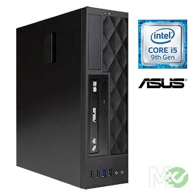 MX78269 BT2000i Business System w/ Core™ i5-9400, 8GB, 250GB M.2 NVMe SSD + 1TB Enterprise HDD, 24x DVD-RW, Windows 10 Pro