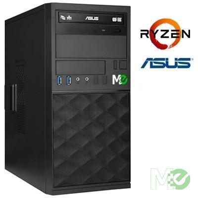 MX78297 VT2100A Home PC w/ Ryzen™ 5 2600, 16GB, 250GB M.2 SSD + 1TB HDD, GeForce GT 710, 802.11 ac, Bluetooth v4.2, Windows 10 Home